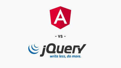 AngularJS vs. jQuery